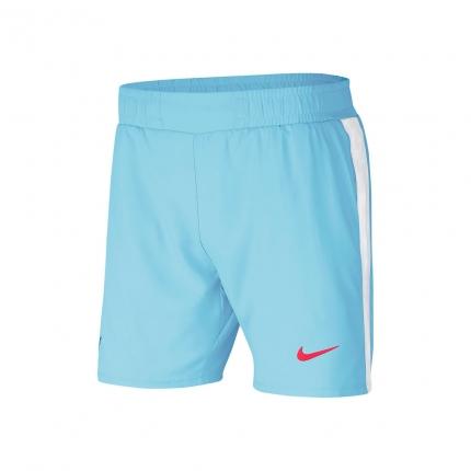 Pánské tenisové kraťasy Nike Rafael Nadal Court Dri-Fit Shorts, turq