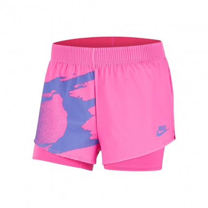 Dámské tenisové kraťasy Nike Court Slam Shorts, pink