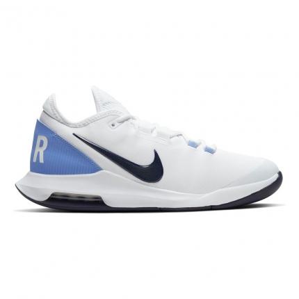 Pánská tenisová obuv Nike Air Max Wildcard, white/light blue