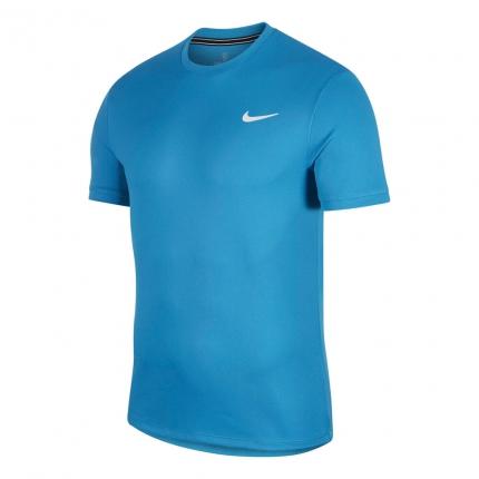 Pánské tenisové tričko Nike Court Dri-Fit T-Shirt, turq