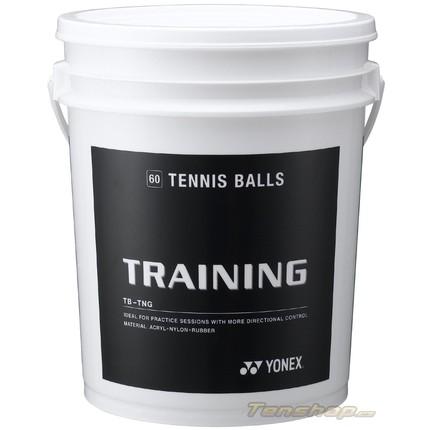 Tenisové míče Yonex tréninkové 60 ks