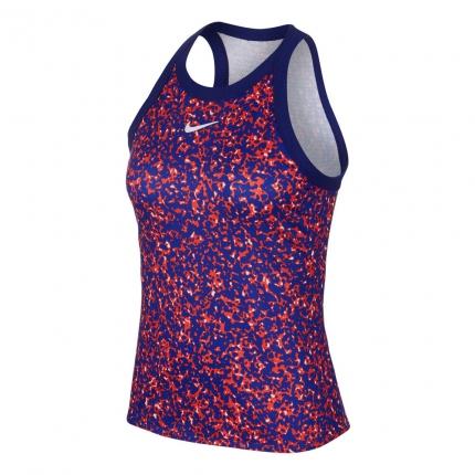 Tenis - Dámské tenisové tílko Nike Court Dri-Fit Tank-Top, lila