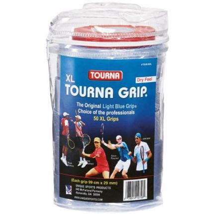 Omotávky Tourna Grip XL 50er, blue