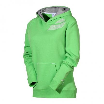Dámská tenisová mikina Babolat Sweat Training Basic, green