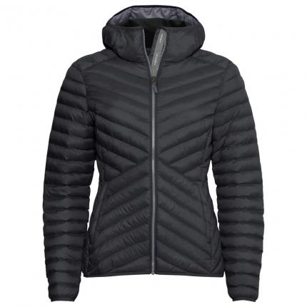 Dámská lyžařská bunda Head Prima Hooded Jacket 2020/21, black