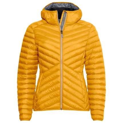 Dámská lyžařská bunda Head Prima Hooded Jacket 2020/21, dijon