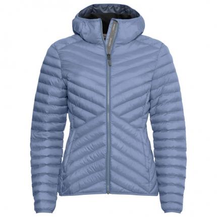 Dámská lyžařská bunda Head Prima Hooded Jacket 2020/21, infinite blue
