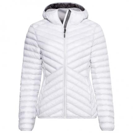 Dámská lyžařská bunda Head Prima Hooded Jacket 2020/21, white