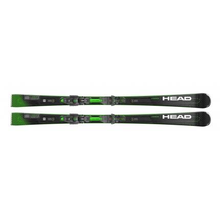 Sjezdové lyže Head Supershape e-MAGNUM SW + vázání PRD 12 GW 2020/21