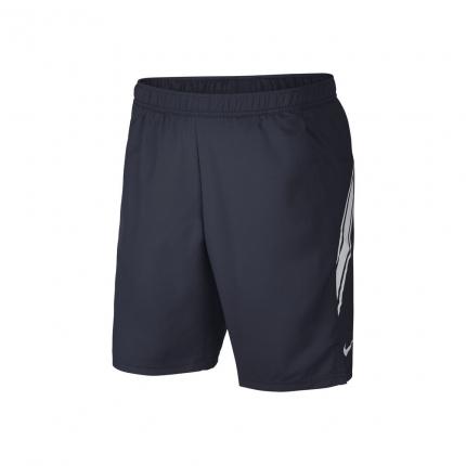 Pánské tenisové kraťasy Nike Court Dry 9 Inch Tennis Short, dark blue
