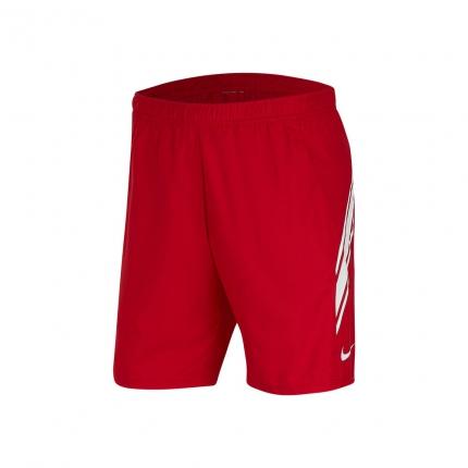 Pánské tenisové kraťasy Nike Court Dry 9 Inch Tennis Short, red
