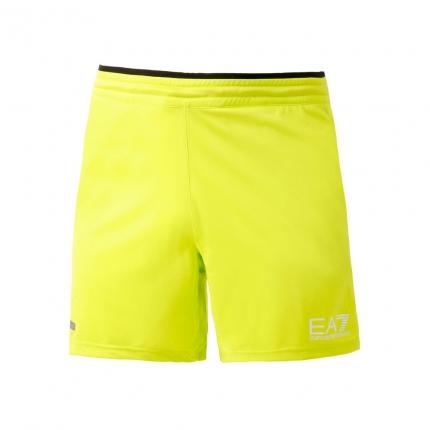 Tenis - Pánské tenisové kraťasy Emporio Armani SD Shorts, lime