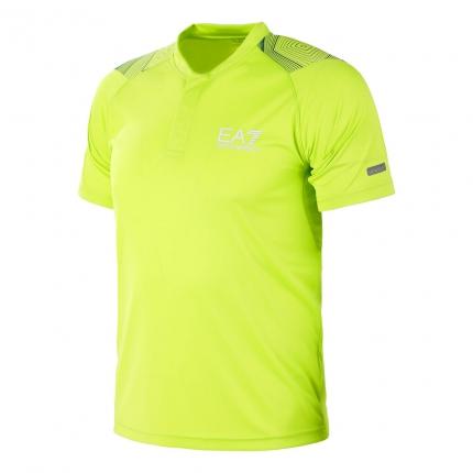 Pánské tenisové tričko Emporio Armani SB T-Shirt, lime