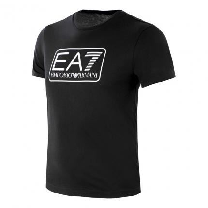 Pánské tenisové tričko Emporio Armani R4 T-Shirt, black