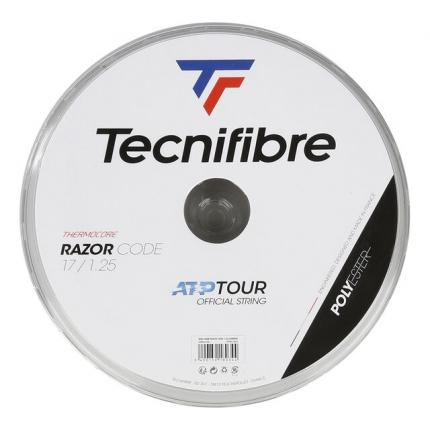Tenisový výplet Tecnifibre Razor Code 200m, white