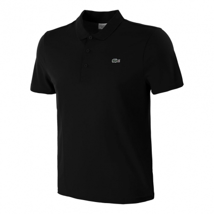 Pánské tričko Lacoste Polo, black