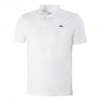 Tenis - Pánské tričko Lacoste Polo, white