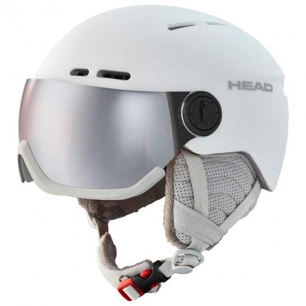 Lyžařská helma Head Queen 2020/21, white