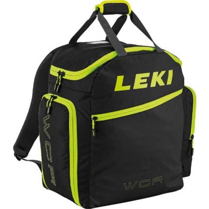 Taška na lyžáky Leki Skiboot Bag WCR 60L 2020/21, black