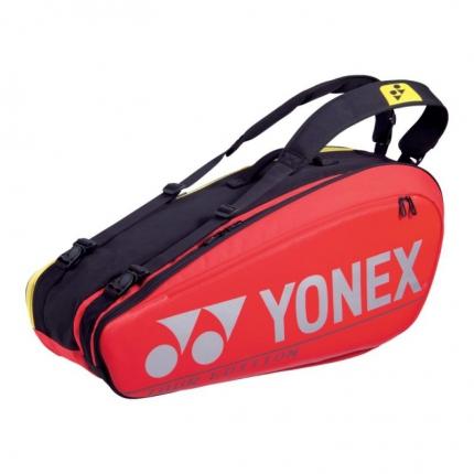 Taška na rakety Yonex 92026, red
