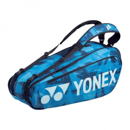 Taška na rakety Yonex 92026, water blue