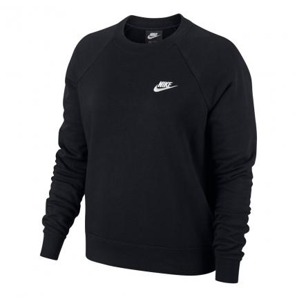 Dámská mikina Nike Sportswear Essential Sweatshirt, black