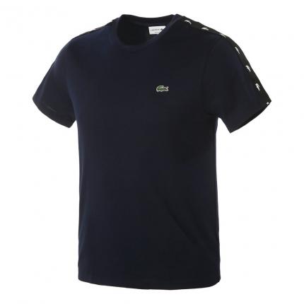 Pánské tričko Lacoste T-Shirt, navy/black