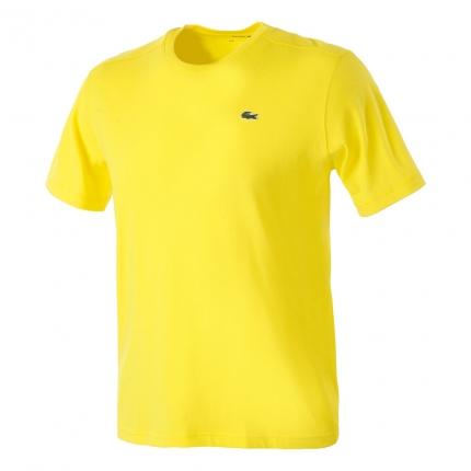 Pánské tričko Lacoste T-Shirt, yellow