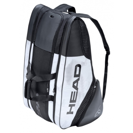Tenisová taška Head Djokovic 12R Monstercombi 2021