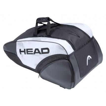 Tenisová taška Head Djokovic 9R Supercombi, 2021