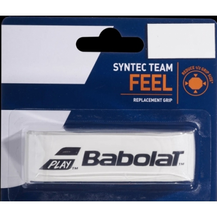 Základní grip Babolat Syntec Team, white