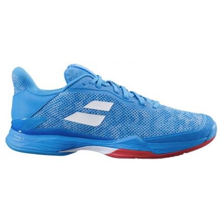 Pánská tenisová obuv Babolat Jet Tere Clay Men, hawaiian blue
