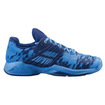 Pánská tenisová obuv Babolat Propulse Fury All Court Men, drive blue