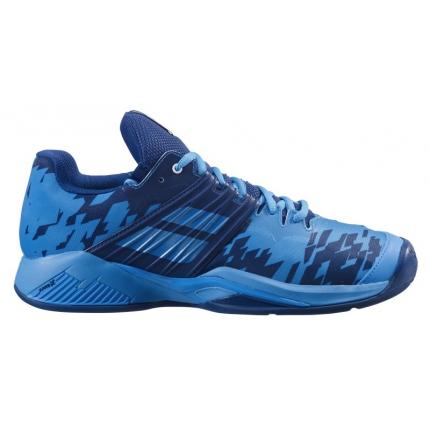 Pánská tenisová obuv Babolat Propulse Fury Clay Men, drive blue