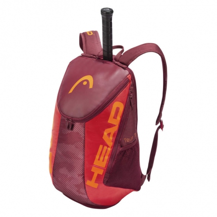 Tenisový batoh Head Tour Team Backpack 2021, red