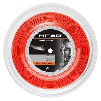 Tenisový výplet Head Lynx Tour 200m, orange