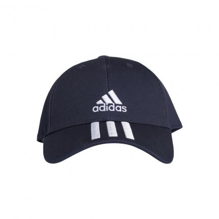 Tenisová kšiltovka Adidas 3-Stripes Baseball Cap, legend ink