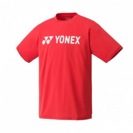 Pánské tréninkové tričko Yonex YM 0024, red