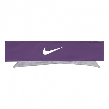 Tenisový šátek Nike Promo Bandana, court purple