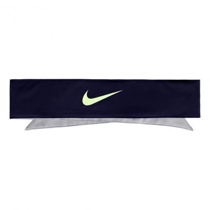 Tenisový šátek Nike Promo Bandana, blackenedblue