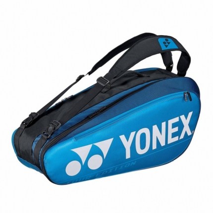 Taška na rakety Yonex 92026, deep blue