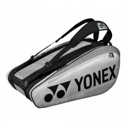 Taška na rakety Yonex 92029, silver
