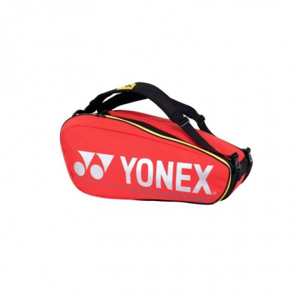 Taška na rakety Yonex 92029, red