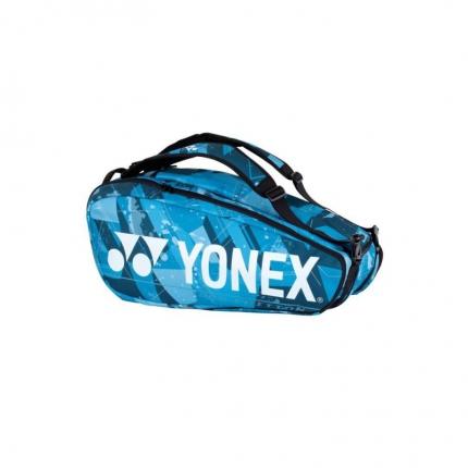 Taška na rakety Yonex 92029, water blue