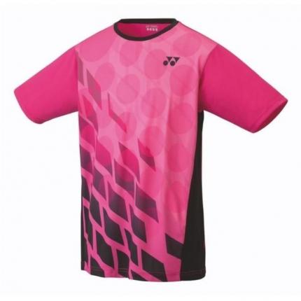 Pánské tričko Yonex 16369, black/pink