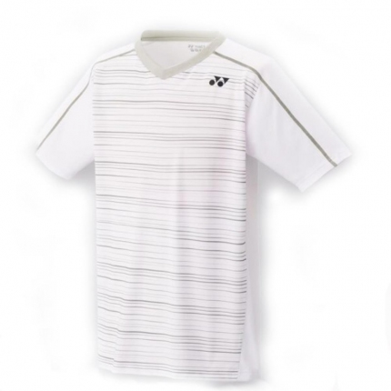 Pánské tričko Yonex 12124, white