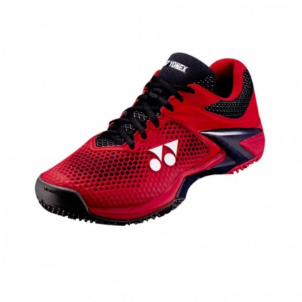 Pánská tenisová obuv Yonex Power Cushion Eclipsion 2, red/black