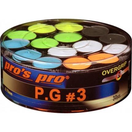 Omotávky Pros Pro P.G. 3, 30 ks, mix