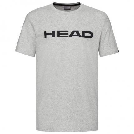 Pánské tričko Head Club Ivan T-Shirt, grey melange