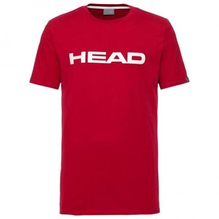 Pánské tričko Head Club Ivan T-Shirt, red/white